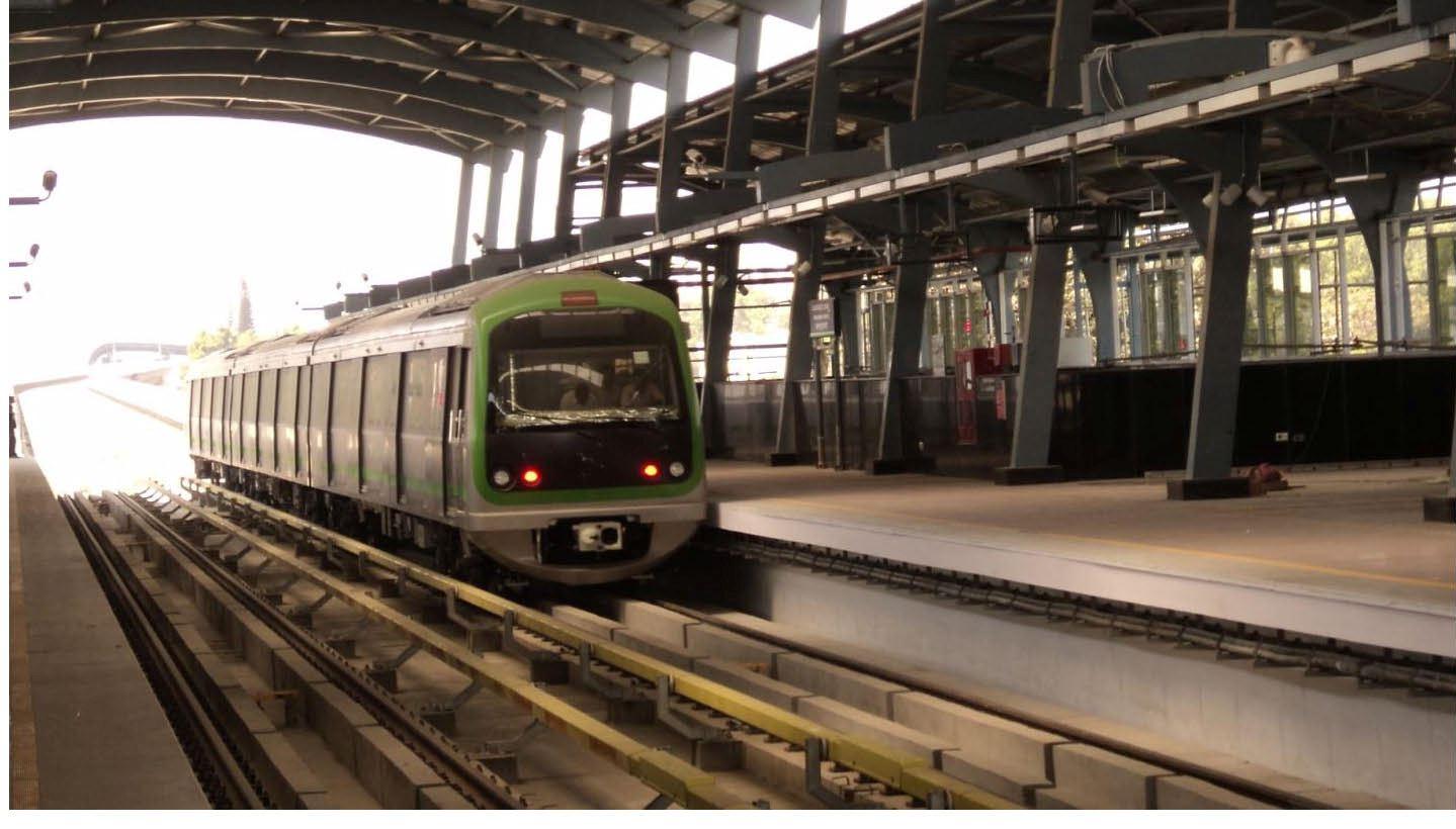 Sampige Road to Peenya Metro