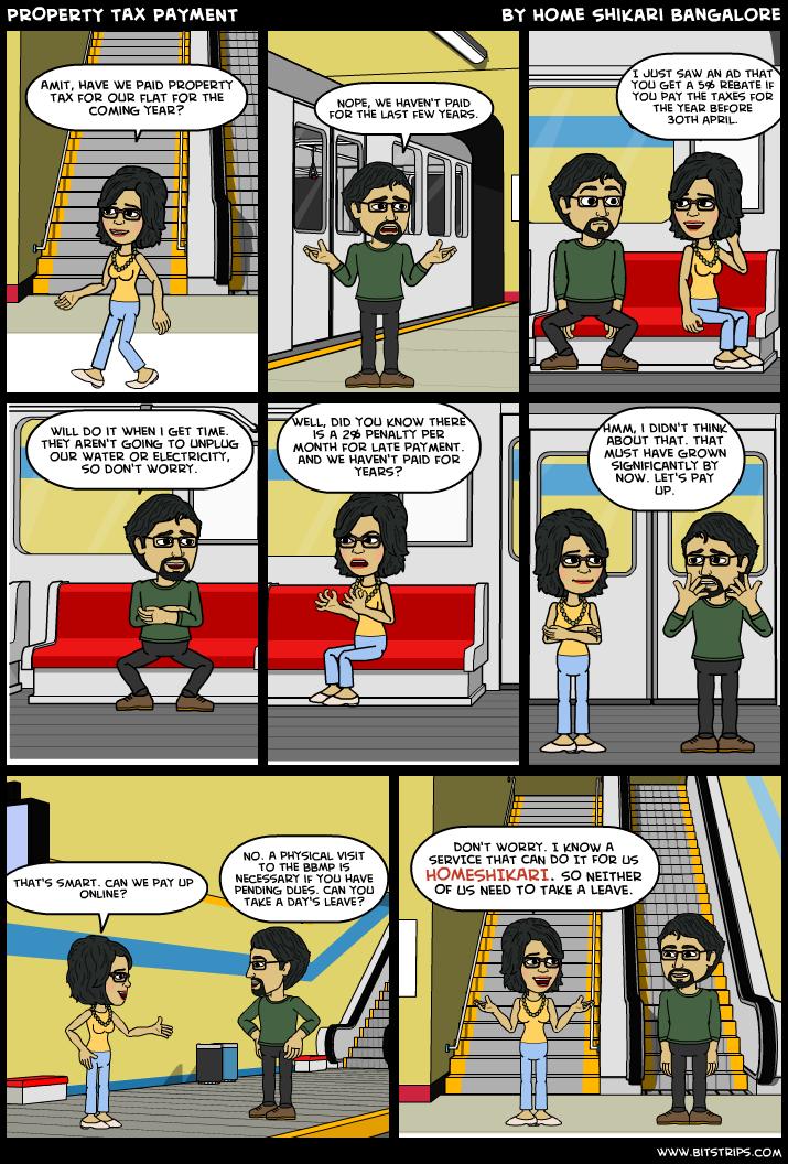 Think ?#?HomeShikari? A HomeShikari Consumer Education Initiative